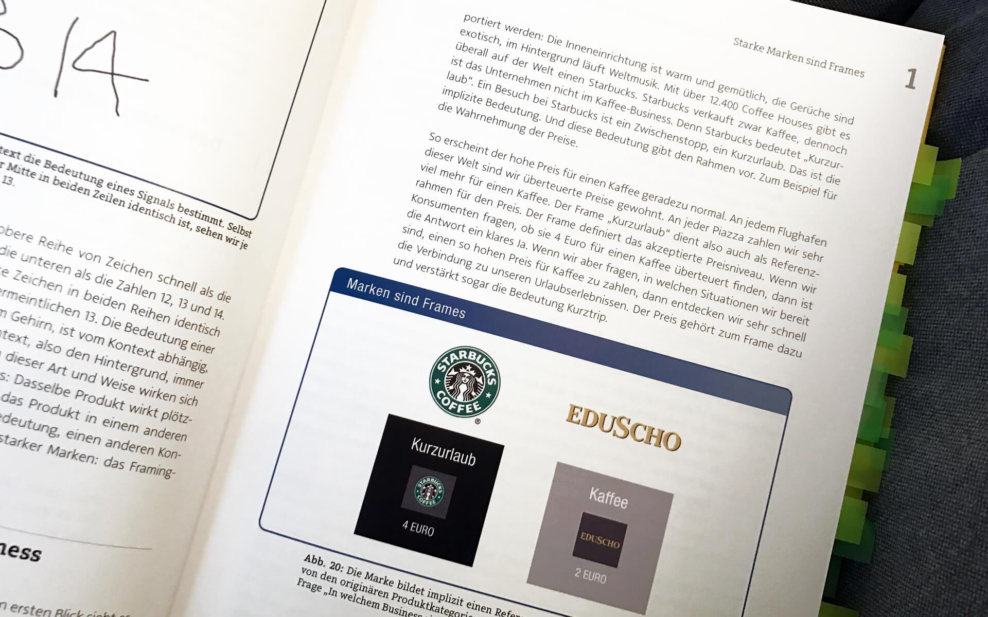 Review, Was Marken erfolgreich macht – Neuropsychologie in der Markenführung, Buchtipp, Markenführung, Branding, Corporate Design