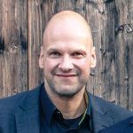 Helge Rieder, GF Strategy and Creative Direction @ stay golden GmbH