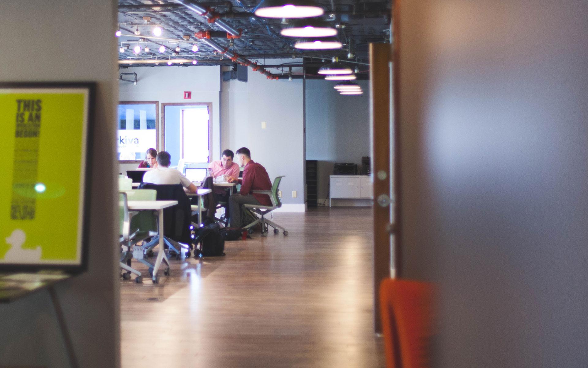 matter of design, Arbeitgebermarke, Wettlauf um die besten Arbeitskräfte