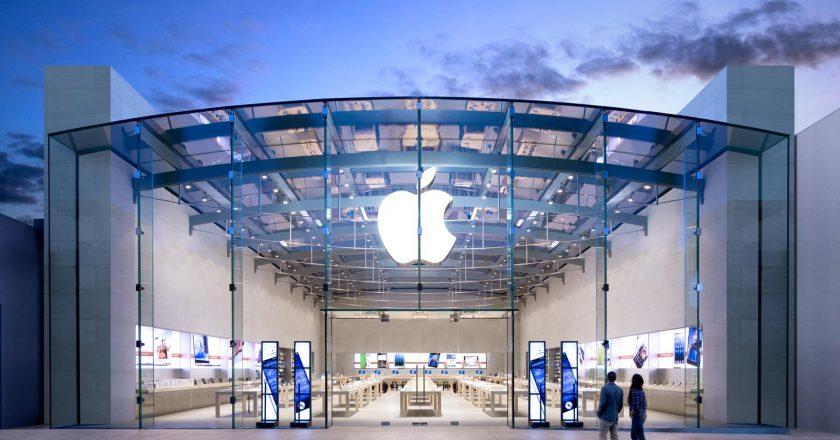 Apple bleibt auch 2016 an der Spitze des Forbes-Ranking der wertvollsten Marken, Apple-RetailStore-3rd-St-Promenade-Santa-Monica