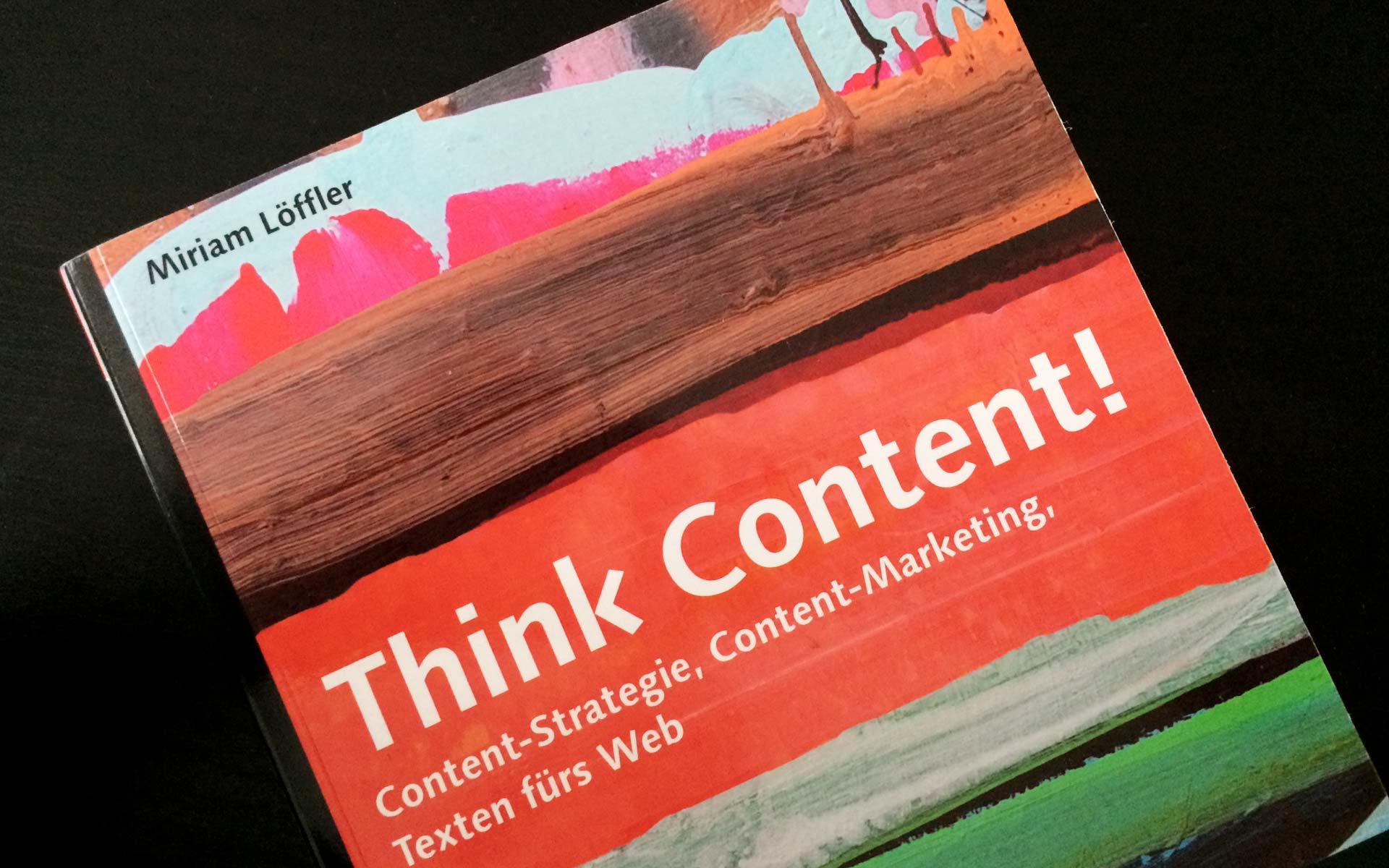 matter of design, buch, review, think content