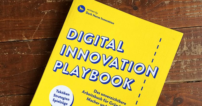 matter of design, book review, digital innovation playbook, dark horse, ideen- und Innovationsfindung
