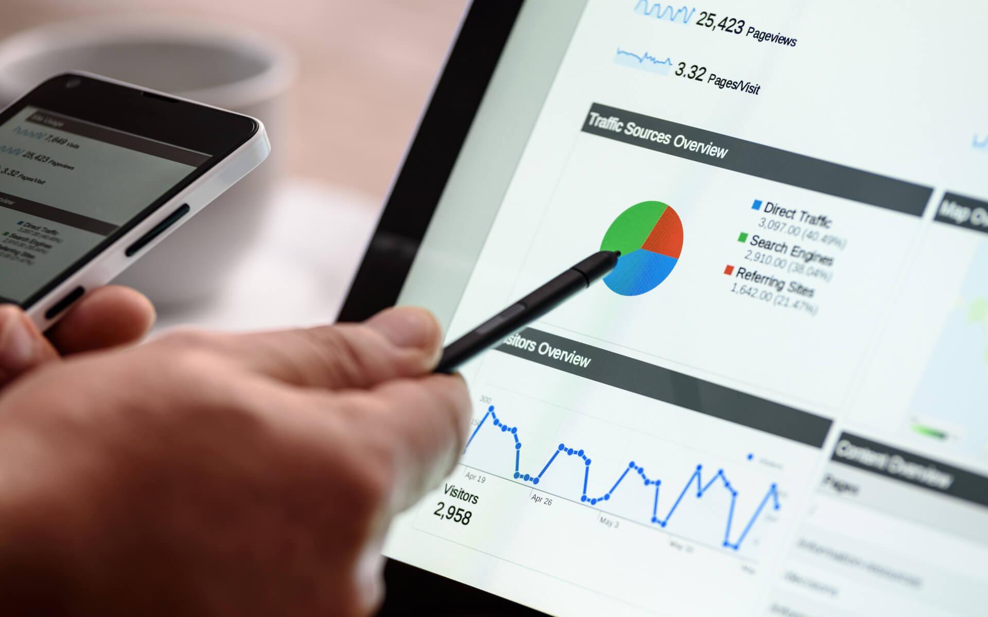 Benchmarking ist Gift für Ihre Marke, matter of design, Differenzierung, Positionierung, Markensteuerung