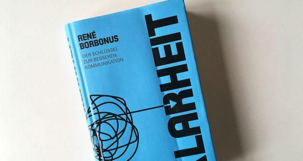 Review, Klarheit, Der Schlüssel zur besseren Kommunikation Buchtipp, Markenführung, Branding, Corporate Design, matter of design