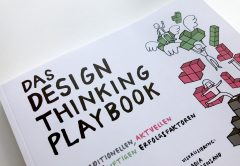 matter of design, Buch-Review, Das Design Thinking Playbook, Titel