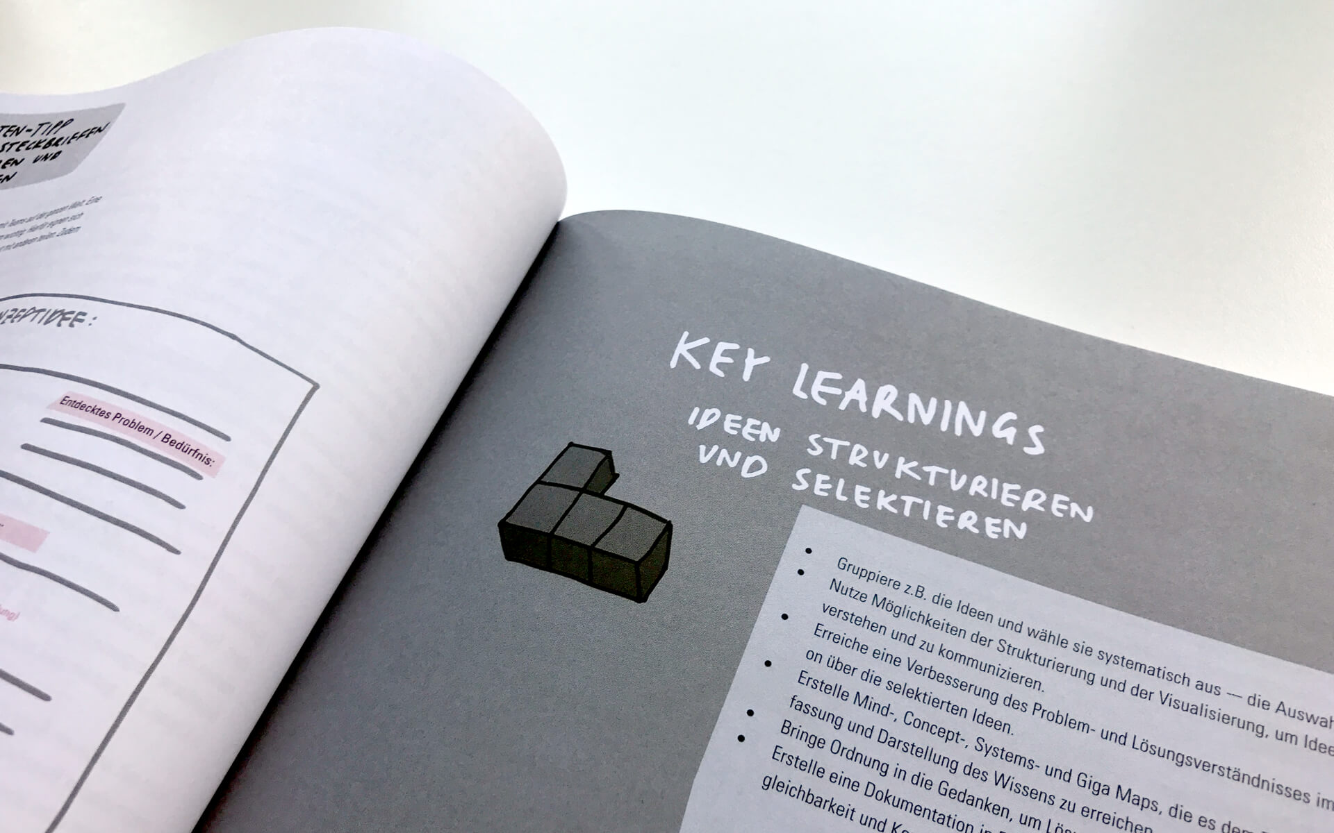 matter of design, Buch-Review, Das Design Thinking Playbook, Key Learnings