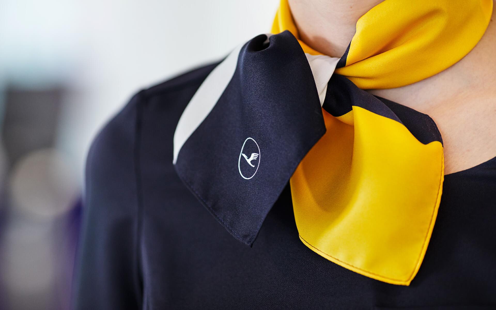 Lufthansa Corporate Design 2018, Redesign, Corporate Fashion