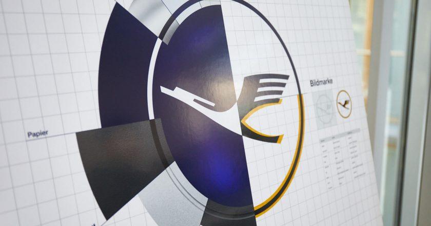 Lufthansa Corporate Design 2018, Redesign Bildmarke