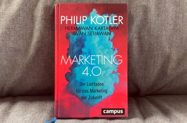 matter of design, buch, review,Philip Kotler, Marketing 4.0 – Der Leitfaden für das Marketing der Zukunft