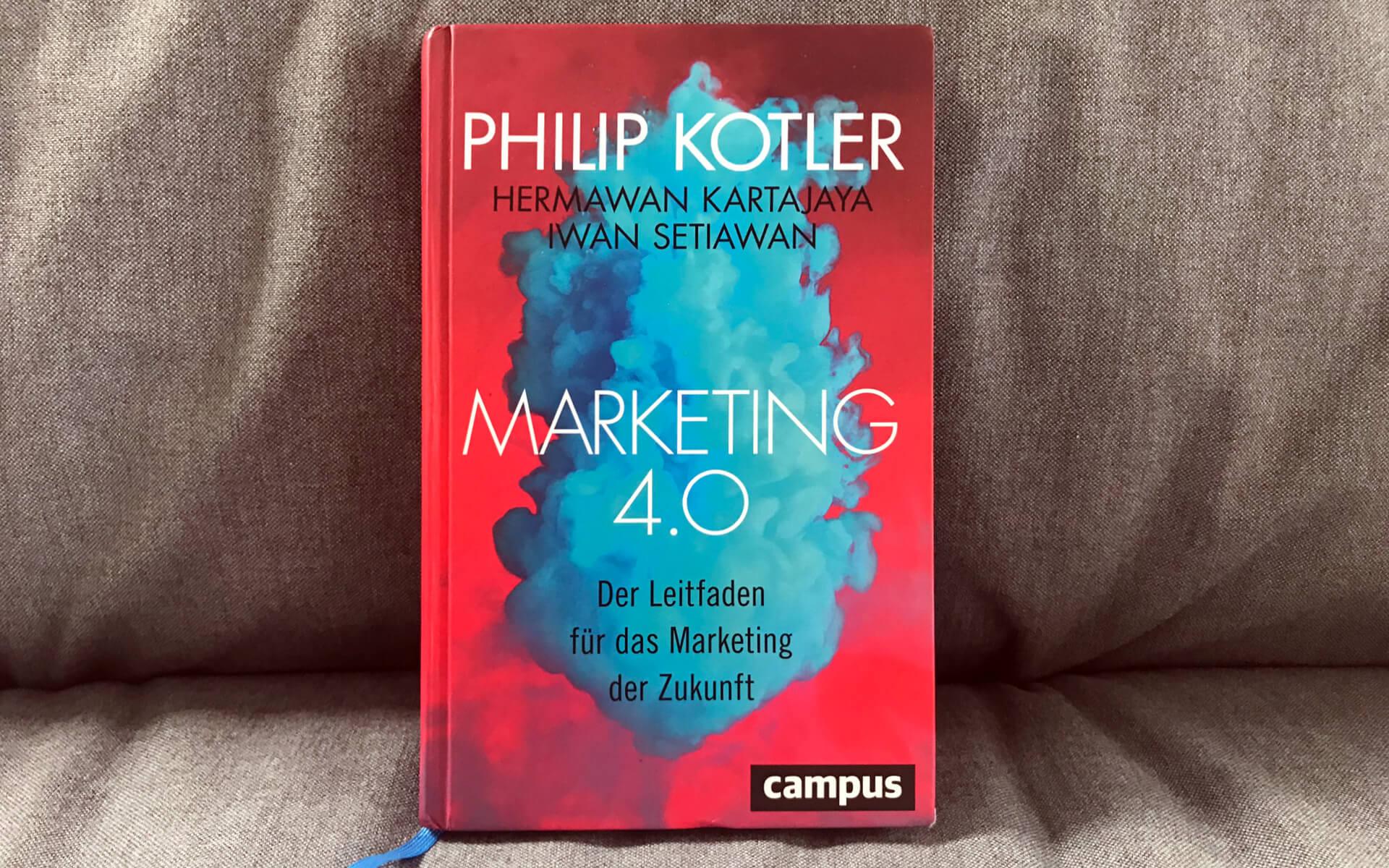 matter of design, buch, review,Philip Kotler, Marketing 4.0 – Der Leitfaden für das Marketing der Zukunft
