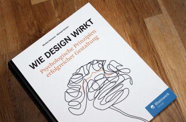 """Buchcover von """"Wie Design wirkt"""""""
