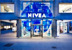 NIVEA-Store in Hamburg