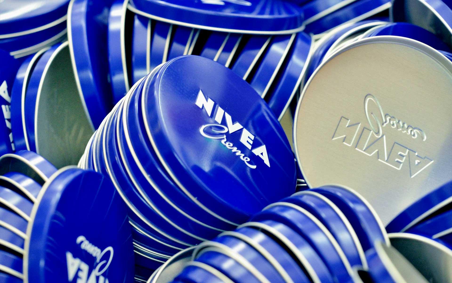 Herstellung der NIVEA Creme
