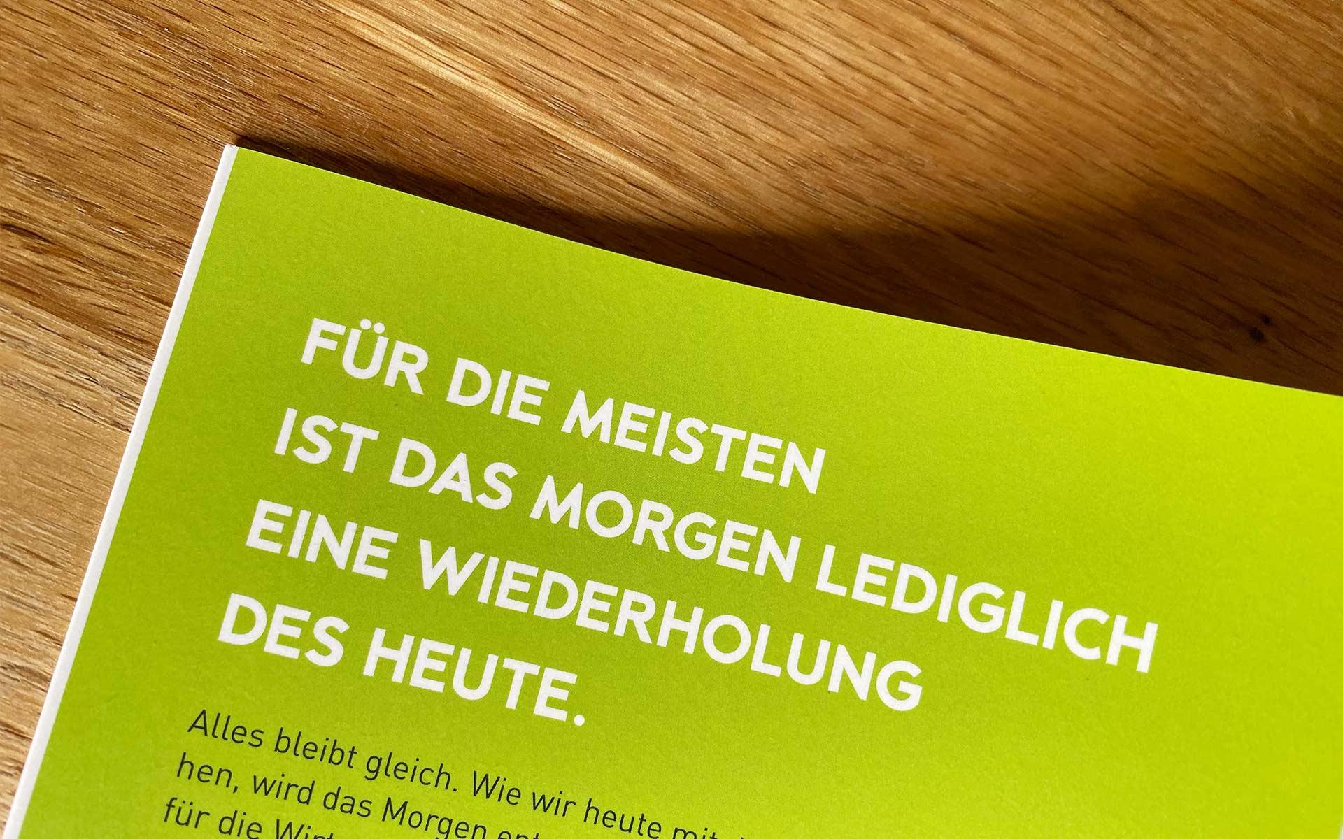 """Buchreview, Carsten Fuchs """"Zukunft entscheiden!"""""""